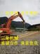 大型重载挖机劈裂机砂石岩石矿山井桩不在话下