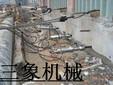 宁夏石嘴山桩头钢筋混凝土分裂设备