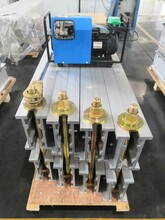 DXLQ膠帶硫化機主要技術參數及規范