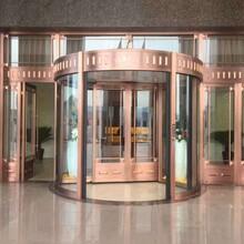 黄岩旋转门生产厂家黄岩旋转门价格黄岩酒店旋转门维保图片