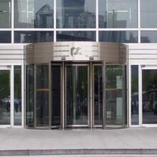上海酒店自动门维修办公楼旋转门系统安装更换图片