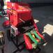 长期供应秸秆打捆包膜一体机秸秆打捆机饲料打包机