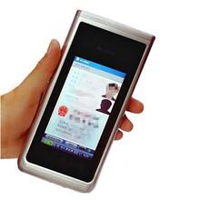 身份证阅读器手持移动终端新中新身份证读卡器指纹采集器图片