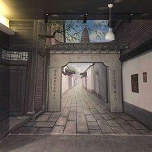 浦东墙绘涂鸦工作室