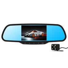 菲特安S1+专车专用后视镜前后双录1080P高清行车记录仪大广角行车记录器图片