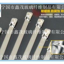 供应不锈钢打包带不锈钢扎带电箱电线杆扎带