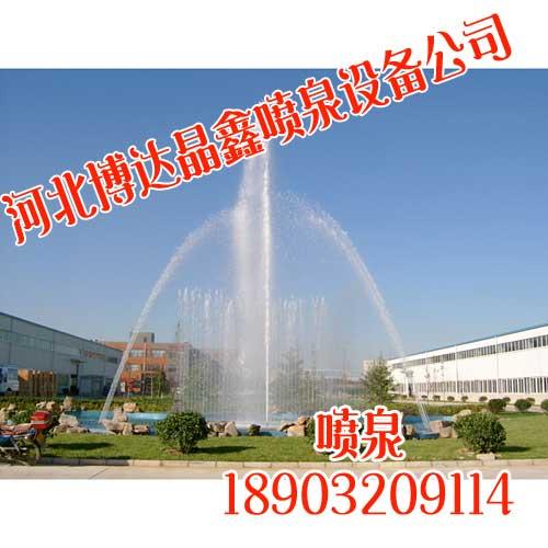 宁夏喷泉公司,宁夏喷泉哪家好?博达晶鑫