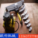 60KG液压水平弯轨机液压弯道器