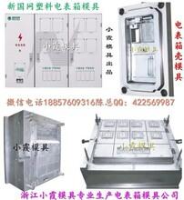 浙江黄岩北城模具,三相六电表箱模具哪家做的好