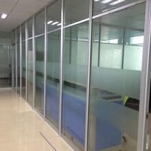 天津不銹鋼隔斷制作廠家承接各種場所玻璃隔斷圖片