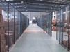 仓库隔离带车间防护网
