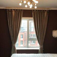 望京安装窗帘,设计制作窗帘,带样品上门测量图片
