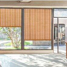 望京安装百叶窗铝合金百叶窗布百叶窗帘竖百叶免费上门测量图片