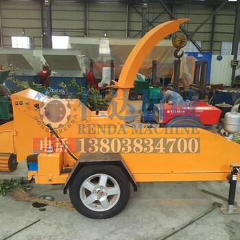 温州园林树枝粉碎机可移动的树枝粉碎机价格25800元厂家上门服务