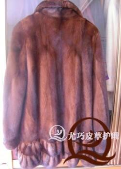 貂皮大衣改款式样式.貂皮衣服改大小.貂皮大衣改制