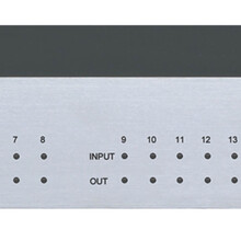 金畅KING-QD1616SP数字音频处理器图片