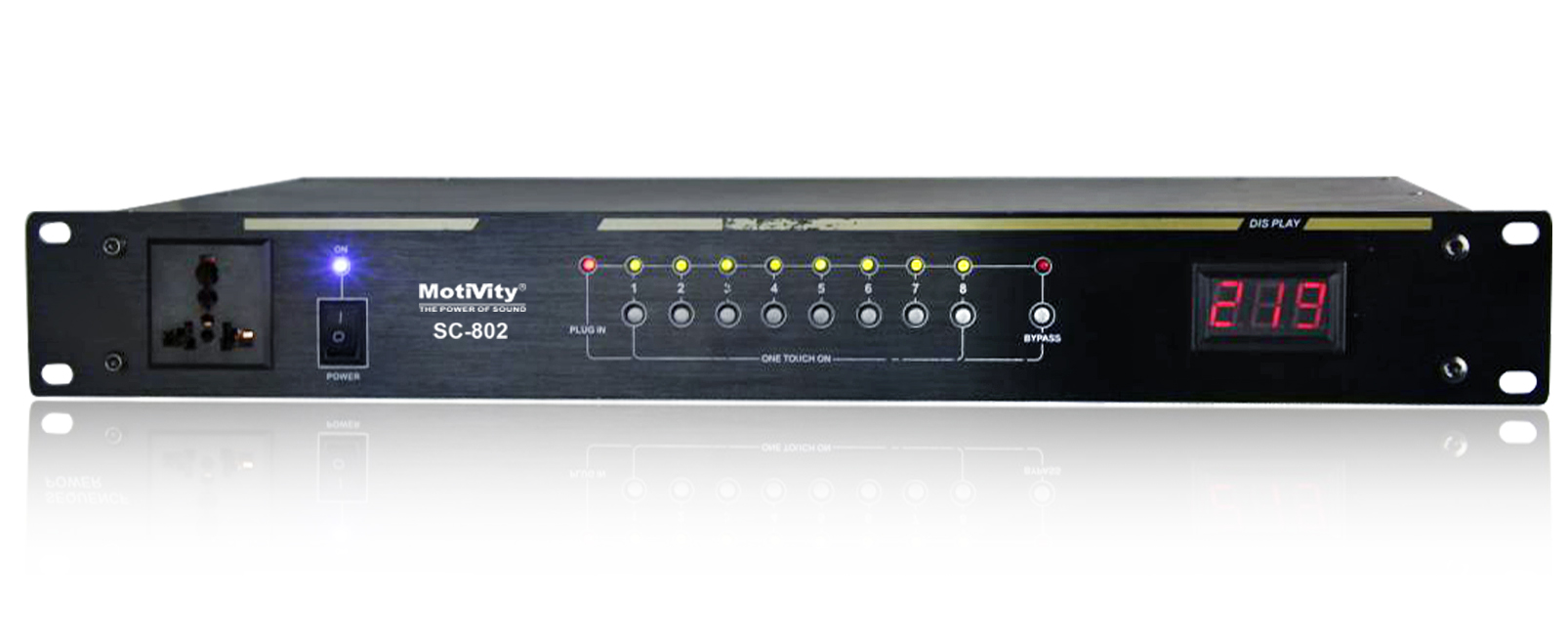 动力MOTIVITYSC-802电源时序器