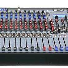 调音台的功能和使用百威调音台FX216,FX224,FX232图片
