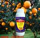 柑橘青苔净-砂糖橘溃疡病特效杀菌剂打青苔72小时变色脱落