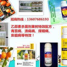 供应杨梅树青苔病特效药果树特效配方乙蒜素杀菌剂80%含量农用杀菌剂