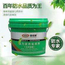 广州强力瓷砖粘结剂今日价格图片