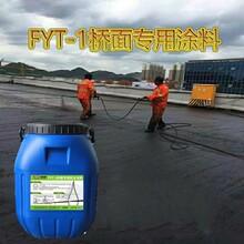 FYT-1橋面防水涂料防水層每平方報價圖片