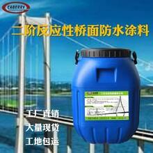 橋面路面專用防水涂料-AMP-100反應性橋面粘結材料圖片