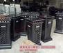 环畅供应hc2002激光切花钢制垃圾桶物业小区垃圾箱