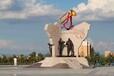 内蒙古集宁战役纪念馆雕塑浮雕