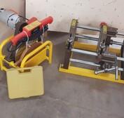 全齒輪兩夾pe管手搖對接焊機