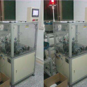 安费诺连接器组装设备连接器公端装配机