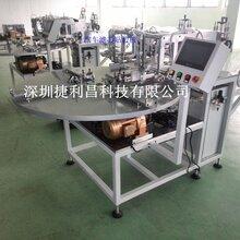 空调滤清器贴边机活性炭滤清器生产设备厂家图片