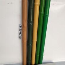 宝鸡锌钢竹节管厂家图片