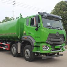 國六排放潤知星牌SCS5310ZWXZZ6型污泥自卸車污泥運輸車圖片