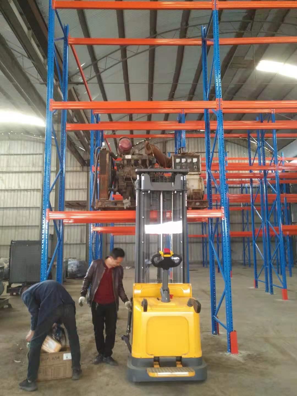 新乡立体货架中型货架二层平台货架
