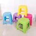 热销家用儿童塑料小方凳