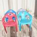 创意加厚塑料扶手椅