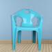 直销成人塑料扶手椅