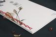 精装菜谱制作-订做菜牌印刷装订-高档menu装订
