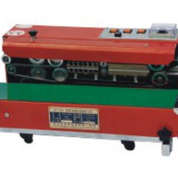 申越SF-150连续塑料薄膜封口机