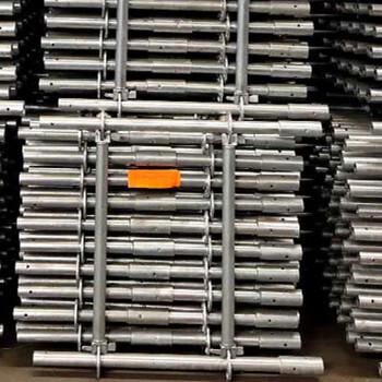 新型快拆爬梯承插型盘扣式脚手架桥梁隧道地铁盘扣式支撑架