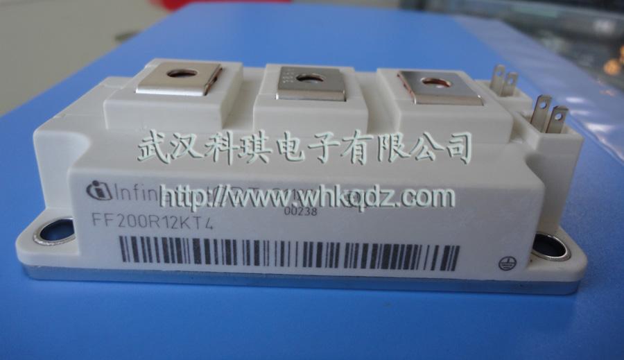 电源等行业所需英飞凌模块:FF450R12KT4现货特供