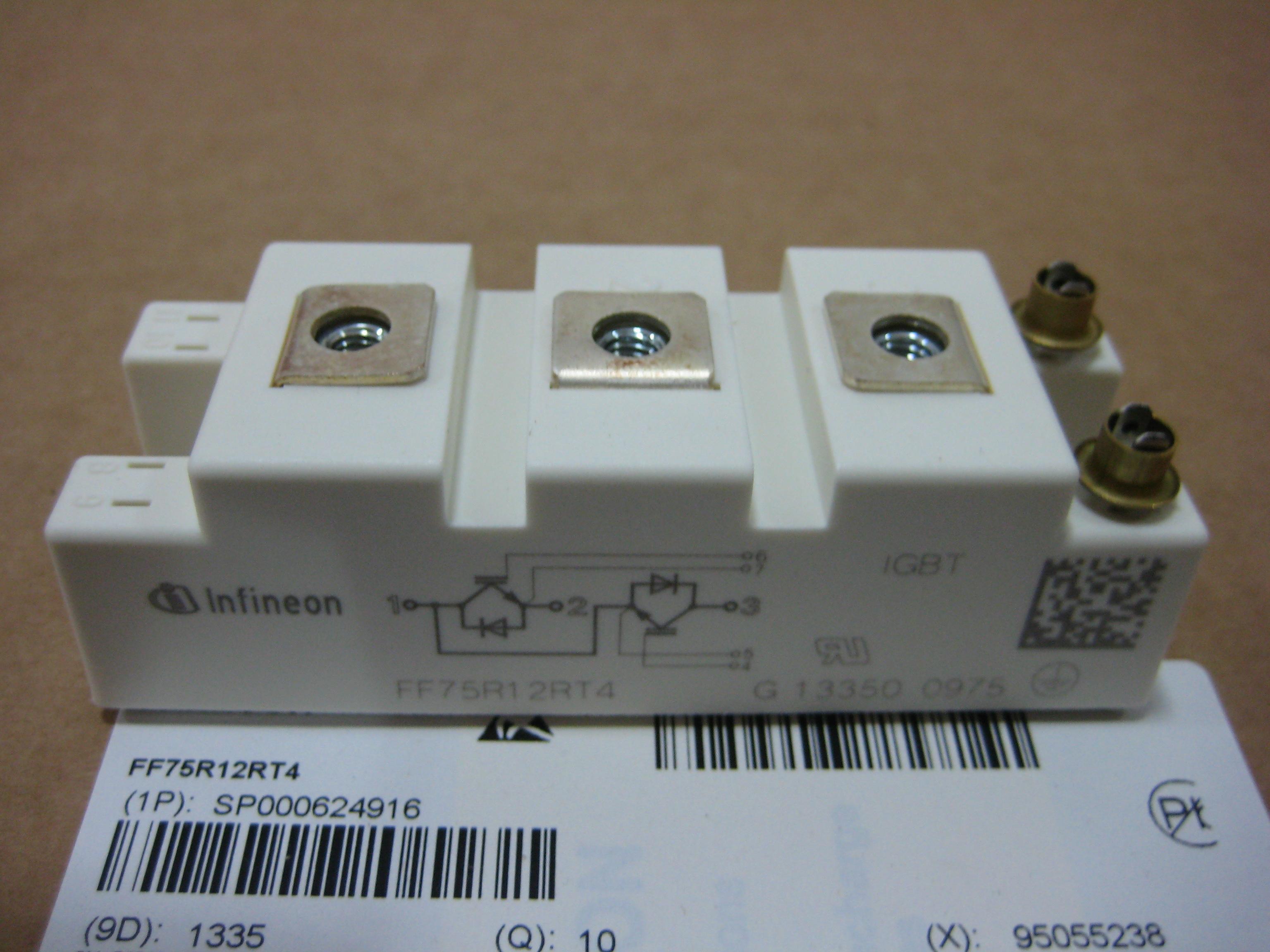 电源行业所需英飞凌模块:FF600R06ME4特供