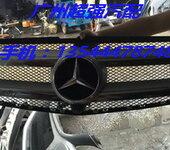 奔驰W166/GL级中网,节温器,电子扇,方向机