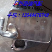 奥迪柴油版机油散热器途锐机保时捷机油散热器图片
