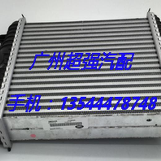 路虎13-16款攬勝行政運動版中冷器增壓器冷卻水箱