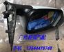 宝马F18倒车镜5系后视镜镜座镜片