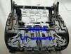 奔驰E级W213高配座椅骨架空调泵传动轴刹车盘活塞