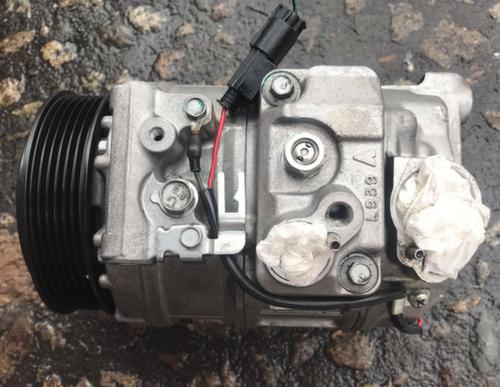 宝马7系750空调泵745空调压缩机F02/E66冷气泵