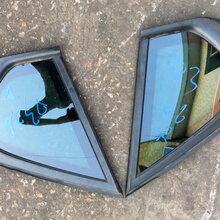 宝马X5集风罩X6X3后三角侧窗玻璃张紧轮方向机机油泵图片